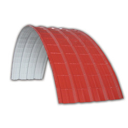 Curved Roofing Sheet