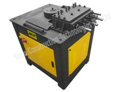 Steel Rebar Spiral Machine