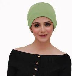 女孩设计师帽子睡眠帽