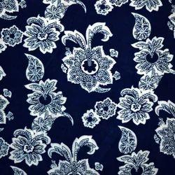 Sanganeri Printed Fabric