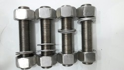 2H Stainless Steel Nut
