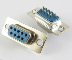 9 Pin D Type Connector