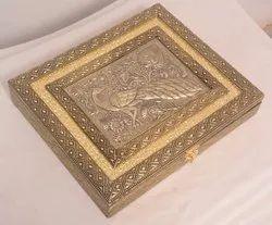 Royal Designer Mukhwas Wood Box For Gifts
