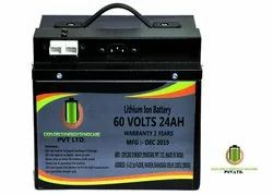 60V 24Ah Lithium Ion Battery for Electric Vehicles