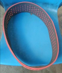 Red Rubber Belt