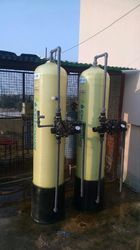 Water Softener Plant