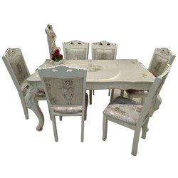 6 Seater Stylish Dining Table