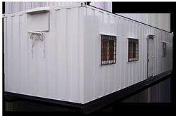 Galvanized Portable Interior Cabin