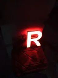 3D Sign Letter
