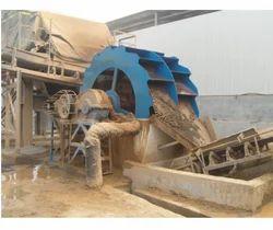 Laxmi En-Fab Sand Washing Drying & Gradation Plant