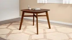 Orbital 4 Seater Dining Table