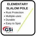 Slalom Pole Elementary