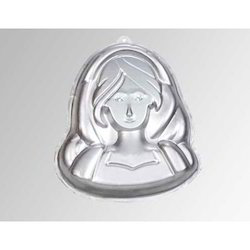 Princess Face Cake Jelly Pans
