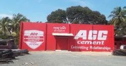 Depend On Order Wall Painting Advertising Services, in Pan India