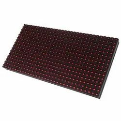 P10 Red LED Module