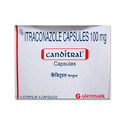 Itraconazole Cpasules 100 Mg