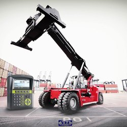 Reach Stacker Onboard Weighing