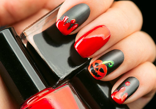 Halloween Nail Art View Specifications Details Of Nail Art