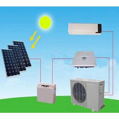 Solar Air Conditioner Manufacturer From Satara