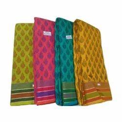 Hand Printed South Cotton Fabrics