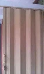 Accordion Door