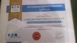 Eaton Authorized sales/service Partner