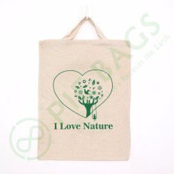 Pie Bags Printed Cotton Carry Bag, Bag Size: 12 X 16