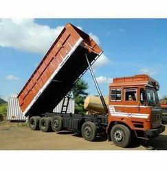 Tipper Trucks in Jaipur, टिपर ट्रक, जयपुर, Rajasthan