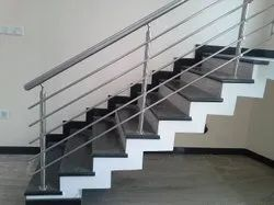 Stainless Steel Baluster Handrails