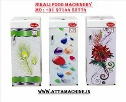 Fully Automatic Domestic Flour Mill Machine