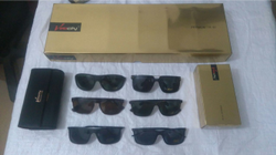 Square Casual Wear Velocity Tr 90 Sunglasses