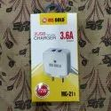 2 USB Charger Adapter
