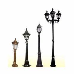 Decorative Casted  Pole Light