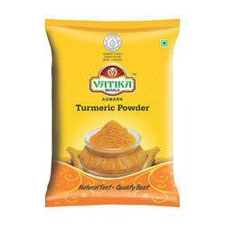 Polished Cooking Masala Vatika Turmeric Powder, Packaging Size: 20 Gm To 20 Kg, Packaging: Packet