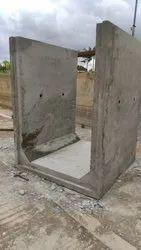 Concrete U Shape Drain Mould