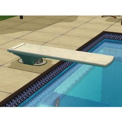 Wooden Diving Board