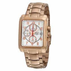 Brass Chronograph Watch
