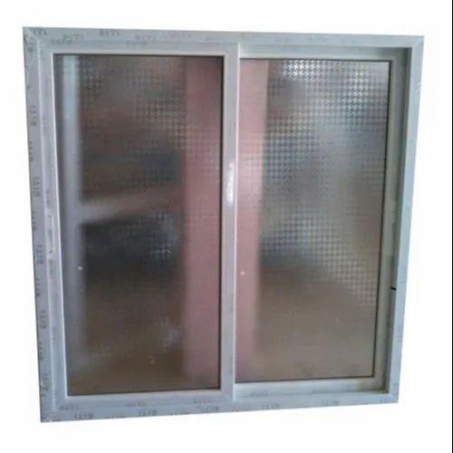 UPVC Office Sliding Window