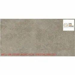 600 x 1200 Somany Grande Valor Sandstone Dark Grey