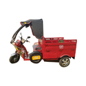 Red Non Hydraulic E-loader, Loading Weight: 400 Kg
