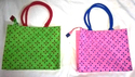 Zip Type Jute Bag
