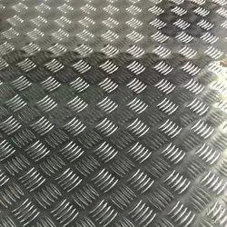 Aluminim Chequred Plate