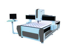 CNC Router with CCD Systems