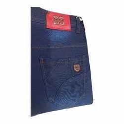 Black Shadow Mens Casual Blue Denim Jeans, Waist Size: 28, 30, 32, 34, 36