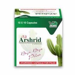 Herbal Piles Capsules