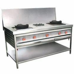 Sabari Kitchen Chinese Table Top Burner Range