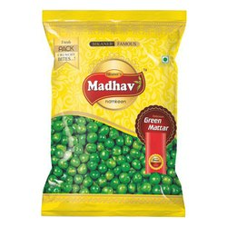 Madhav Green Matar Namkeen