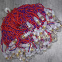 Multicolour  Serial Light Mala