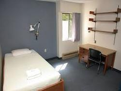 Girls Single Bed Hostel Room Rental Service