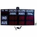 Gama Iron/acrylic Cricket Scoreboard